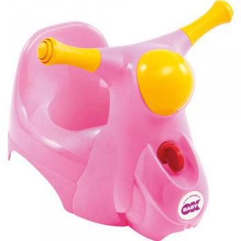 ΓΙΟ-ΓΙΟ SCOOTER pink Ok Baby