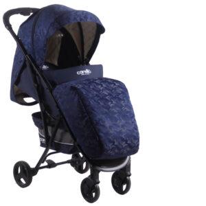 Παιδικό Καρότσι M18 Camouflage Carello με ποδόσακο και τσάντα + Δώρα αξίας 20€