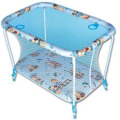 Πάρκο μωρού με χοντρό δίχτυ