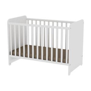 Βρεφικό Κρεβάτι Sweet Dream 60×120 cm, White Lorelli