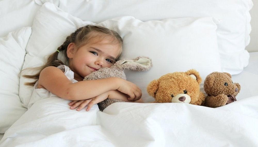 Ένα παιδί που δεν ακολουθεί μια ρουτίνα δεν μπορεί να είναι ήρεμο.