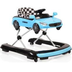 Cangaroo Περπατούρα Cabrio 2 σε 1 Blue