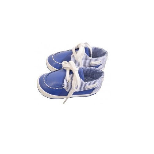 Mayoral Βρεφικό παπούτσι αγκαλιάς 9851-59 Azul 1dd291e36af