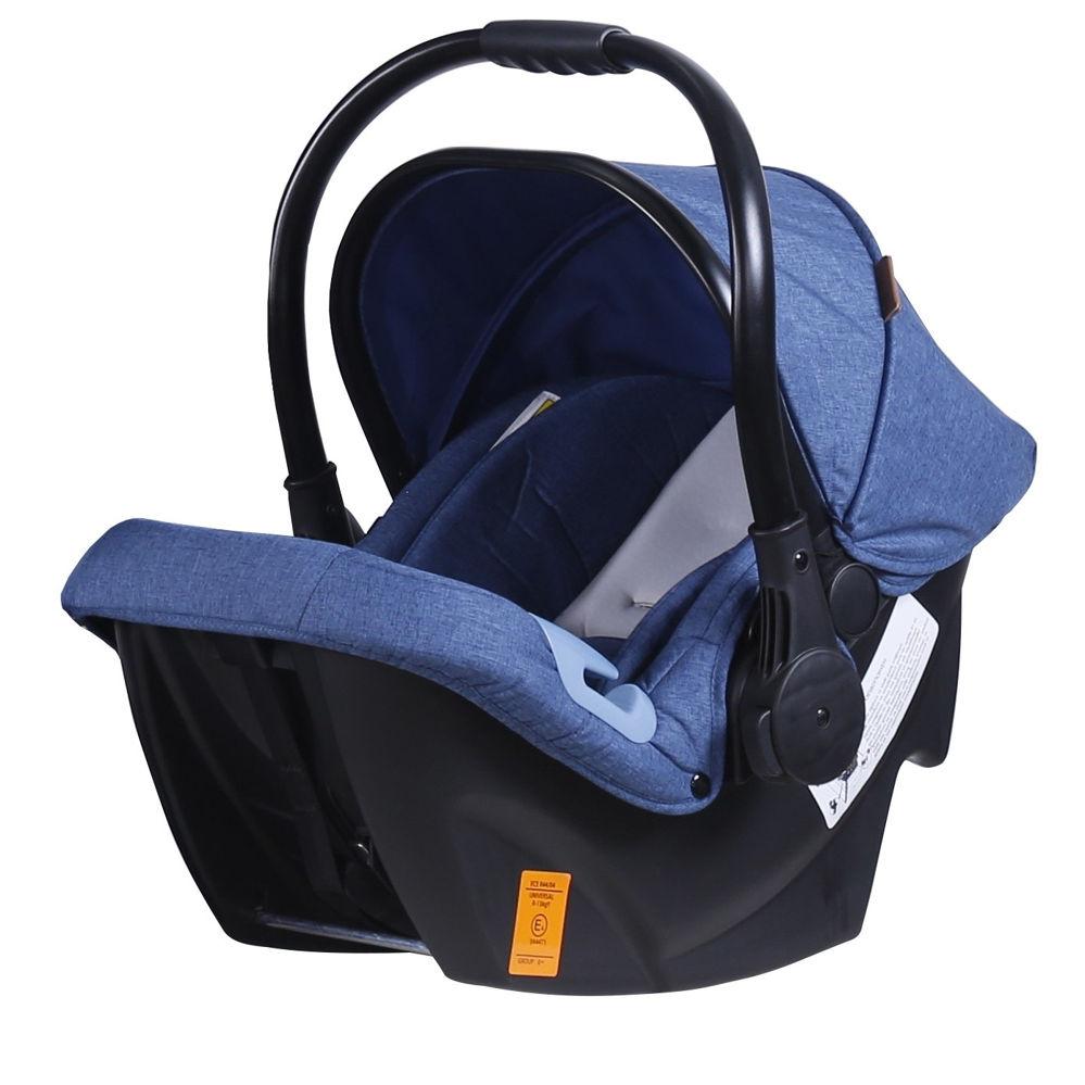 Παιδικό κάθισμα αυτοκινήτου Carello Cocoon 0+ Jeans 0-13 κιλά