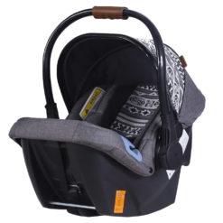 Παιδικό κάθισμα αυτοκινήτου Carello Cocoon 0+ Premium Edition Grey 0-13 κιλά