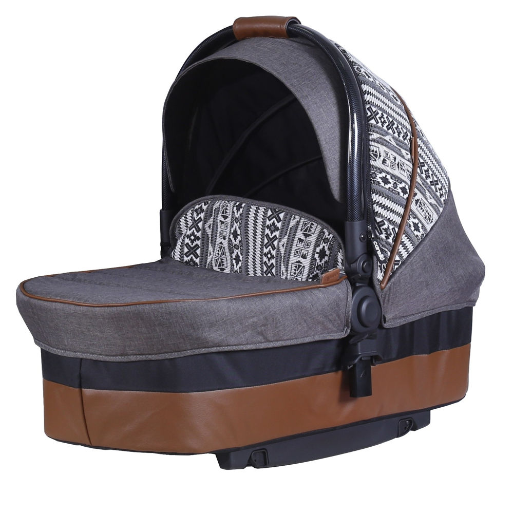 Καλαθούνα Carello Cot Premium Edition Grey