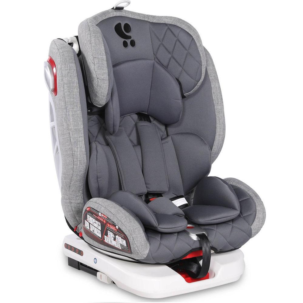 Lorelli Κάθισμα Αυτοκινήτου Roto 0-36kg Grey + Δώρα αξίας 20€
