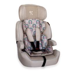 Lorelli Κάθισμα Αυτοκινήτου Navigator 9-36kg Beige Hedgehogs