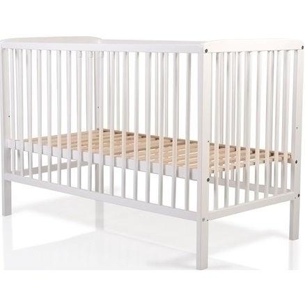 Cangaroo Βρεφικό κρεβάτι Milky way white