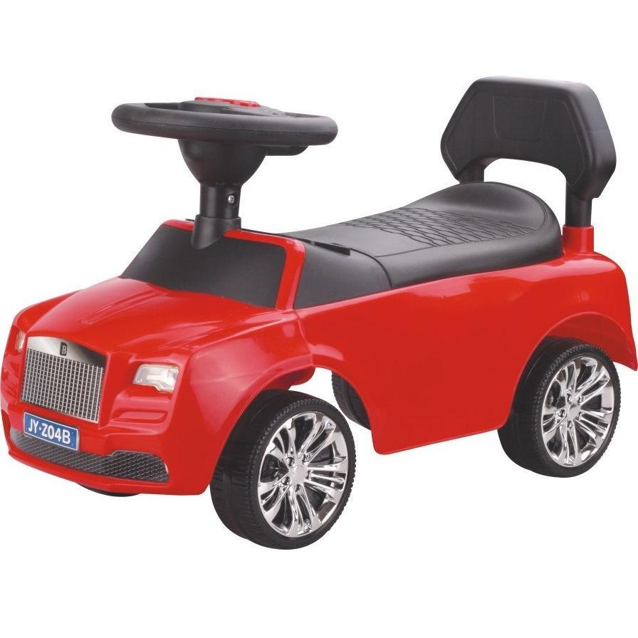 Cangaroo Αυτοκινητάκι-Περπατούρα Baron JY-Z04B Red