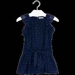 Mayoral Φόρμα κοντή γάζα τρουκς κορίτσι Χρώμα Ναυτικό μπλε