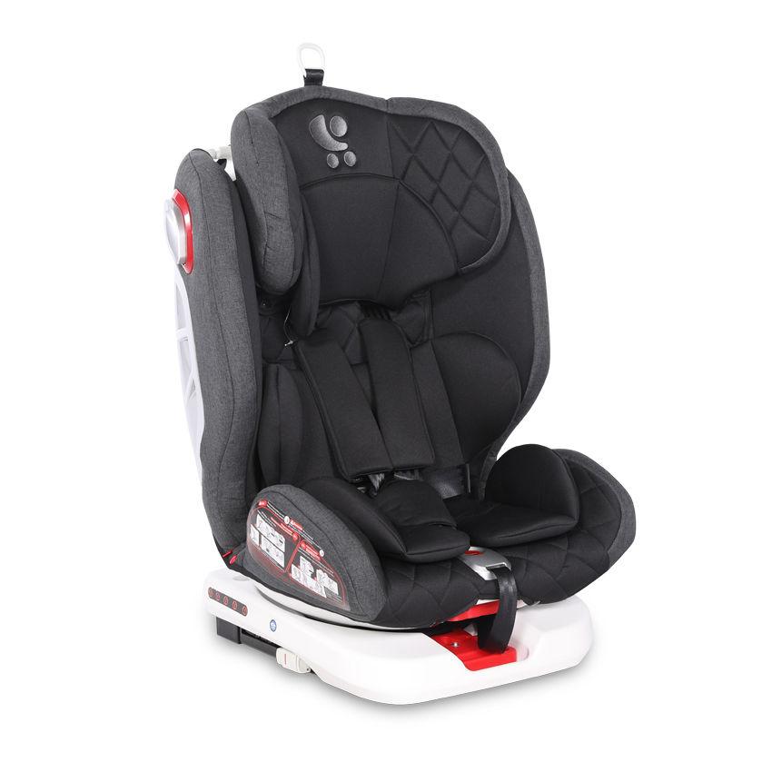 Lorelli Κάθισμα Αυτοκινήτου Roto 0-36kg Black + Δώρα αξίας 20€