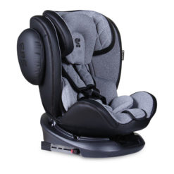 Κάθισμα Αυτοκινήτου Aviator SPS Isofix 0-36kg Black&Light Grey Lorelli