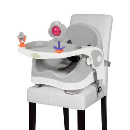 Καρεκλάκι Φαγητού Καρέκλας Pixi Grey Lorelli
