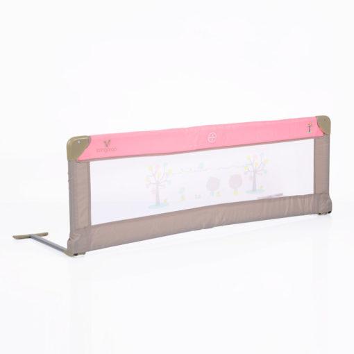 Cangaroo Προστατευτική μπάρα για κρεβάτι Bed rail Pink
