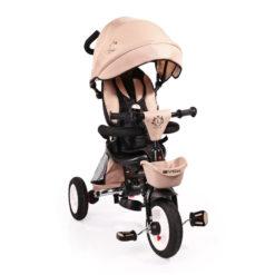 Τρίκυκλο Ποδηλατάκι Flexy Lux Beige Byox