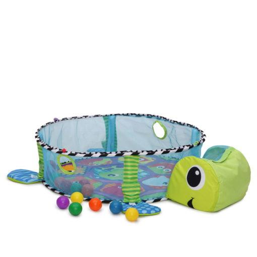 Γυμναστήριο Δραστηριοτήτων με Δίχτυ Turtle 3 in 1 63530 Cangaroo