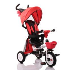 Τρίκυκλο Ποδηλατάκι Flexy Lux Red Byox
