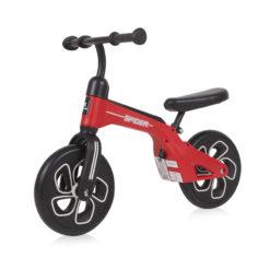 Ποδηλατάκι Ισορροπίας Spider Red Lorelli