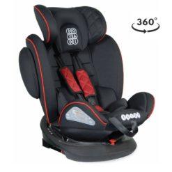 Κάθισμα Αυτοκινήτου Rotor SPS Isofix 0-36kg Red Dovadi
