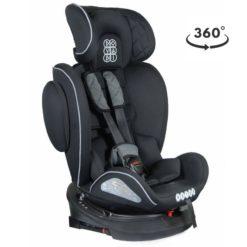 Κάθισμα Αυτοκινήτου Rotor SPS Isofix 0-36kg Grey Dovadi