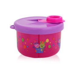 Δοσομετρητής σκόνης γάλακτος Lorelli Pink