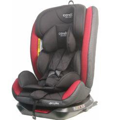 Κάθισμα Αυτοκινήτου 4g Plus Isofix 360° 0-36kg Red Carello