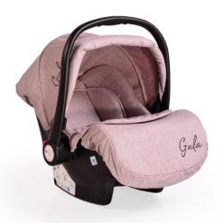 Παιδικό κάθισμα αυτοκινήτου Cangaroo Gala Beige 0-13 κιλά