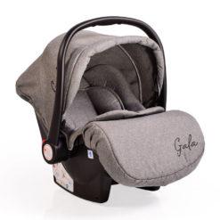 Παιδικό κάθισμα αυτοκινήτου Cangaroo Gala Grey 0-13 κιλά