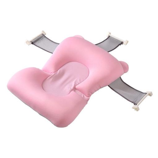 Μαξιλαράκι Μπανιέρας Αντιολισθητικό Fisher Pink Cangaroo