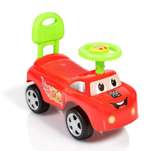 Moni Cangaroo Αυτοκινητάκι Keep Riding Red