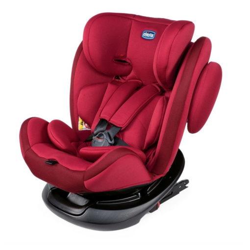 Κάθισμα Αυτοκινήτου Unico 0-1-2-3 0-36kg Red Passion Chicco