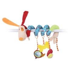 Παιχνίδι Καροτσιού / Κούνιας Spiral Toy Dog Lorelli