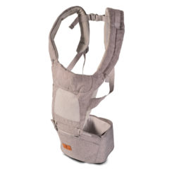 Μάρσιπος I Carry Light Grey Cangaroo