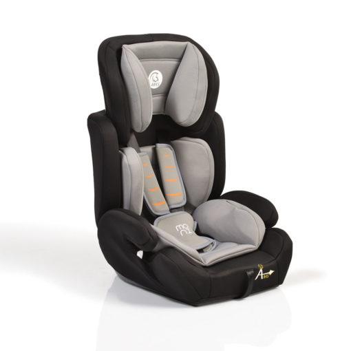 Κάθισμα Αυτοκινήτου Ares 9-36kg Grey Moni Cangaroo