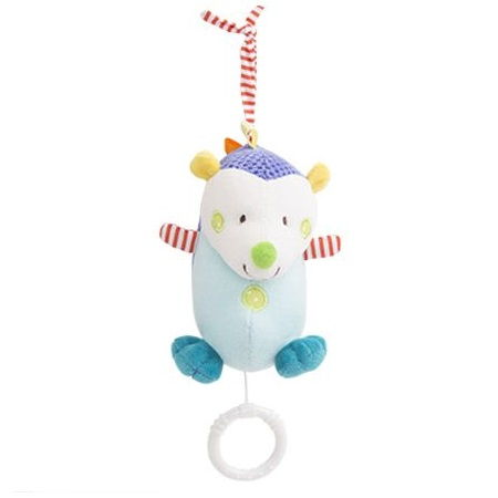 Kikkaboo Σκατζόχοιρος με μουσική Hedgehog Musical Toy Blue