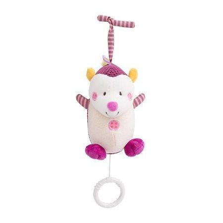 Kikkaboo Σκατζόχοιρος με μουσική Hedgehog Musical Toy Pink