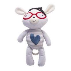 Kikkaboo Μουσικό παιχνίδι Musical toy for bed Love Rome with blue heart