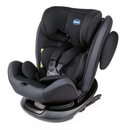 Κάθισμα Αυτοκινήτου Unico 0-1-2-3 0-36kg Jet Black Chicco + Δώρο Αμβλυγώνιος Καθρέφτης