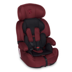 Lorelli Κάθισμα Αυτοκινήτου Iris Isofix 9-36kg Red & Black 10071241908