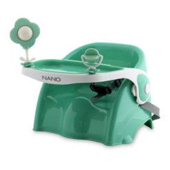 Καρεκλάκι Φαγητού Καρέκλας Nano Green Lorelli 10100350001
