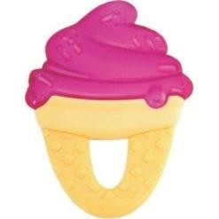 Chicco Δροσιστικός Κρίκος Οδοντοφυΐας Παγωτό Pink 1τμχ 4m+