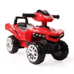Αυτοκινητάκι-Περπατούρα No Fear JY-Z05 Red Cangaroo 3800146242824