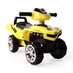 Αυτοκινητάκι-Περπατούρα No Fear JY-Z05 Yellow Cangaroo 3800146242817
