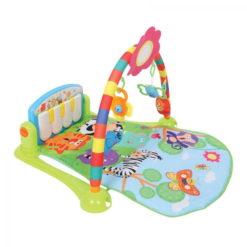 Βρεφικό Χαλάκι Γυμναστήριο Δραστηριοτήτων Piano Gym Playmat Blue 10300260001