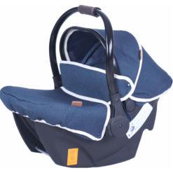 Παιδικό κάθισμα αυτοκινήτου Carello Cocoon 0+ Cosmic Blue 0-13 κιλά