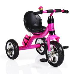 Τρίκυκλο Ποδηλατάκι Cavalier Pink Byox BW-15 3800146241926