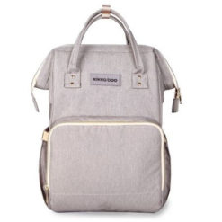 Τσάντα-Αλλαξιέρα Πλάτης Siena Grey Kikkaboo 31108020025