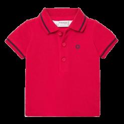 Mayoral Πόλο κοντομάνικο Χρώμα: Κόκκινο