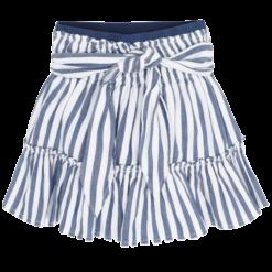 Mayoral Φούστα ελαστική ρίγες κορίτσι Χρώμα Μπλε